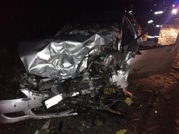 Один человек погиб и трое пострадали в ДТП в Семен...