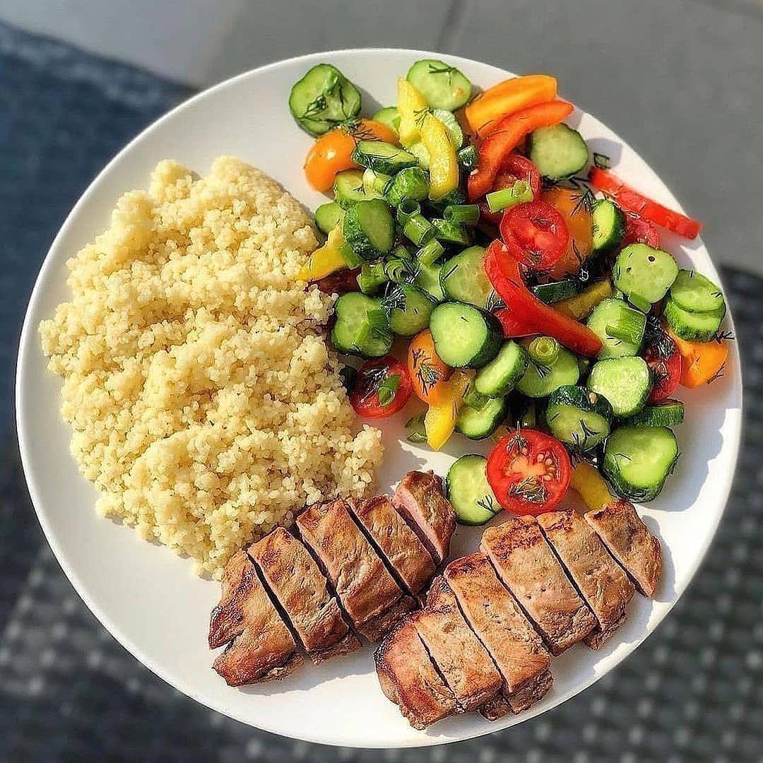 Выбираем себе вкусный и полезный ужин