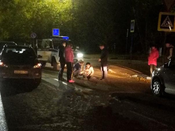 На проспекте Кирова в Дзержинске сбили женщину на ...