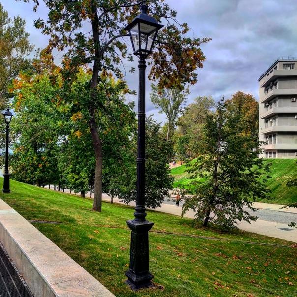 Осень в нижегородском кремле 🍂 #фото@typical_nn...
