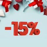 💎Скидка 15%