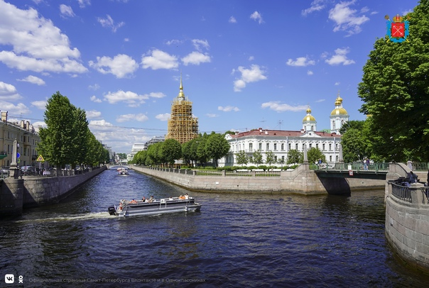 В Петербурге продолжается ремонт объектов культурн...