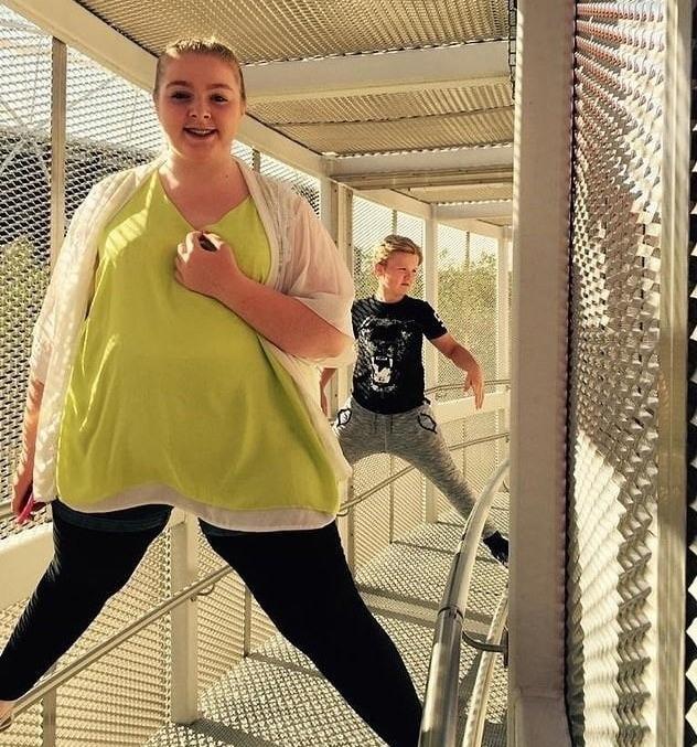 Девушке говорили, что она не сможет похудеть самостоятельно без операции, но она доказала, что сможет, да ещё как!