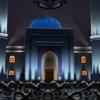 Центральная мечеть города Талдыкорган