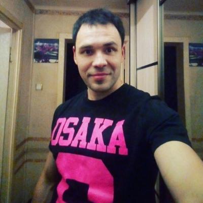 Макс, 35, Minsk