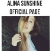 ALINA SUNSHINE   OFFICIAL PAGE