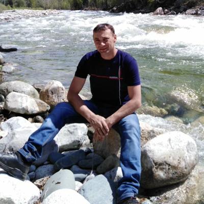 Григорий, 44, Ridder