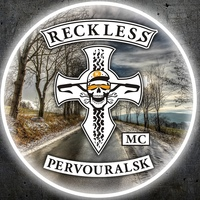 Логотип RECKLESS MC