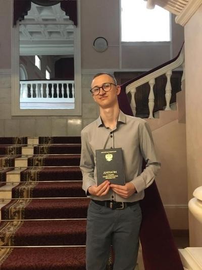Андрей, 20, Bryansk
